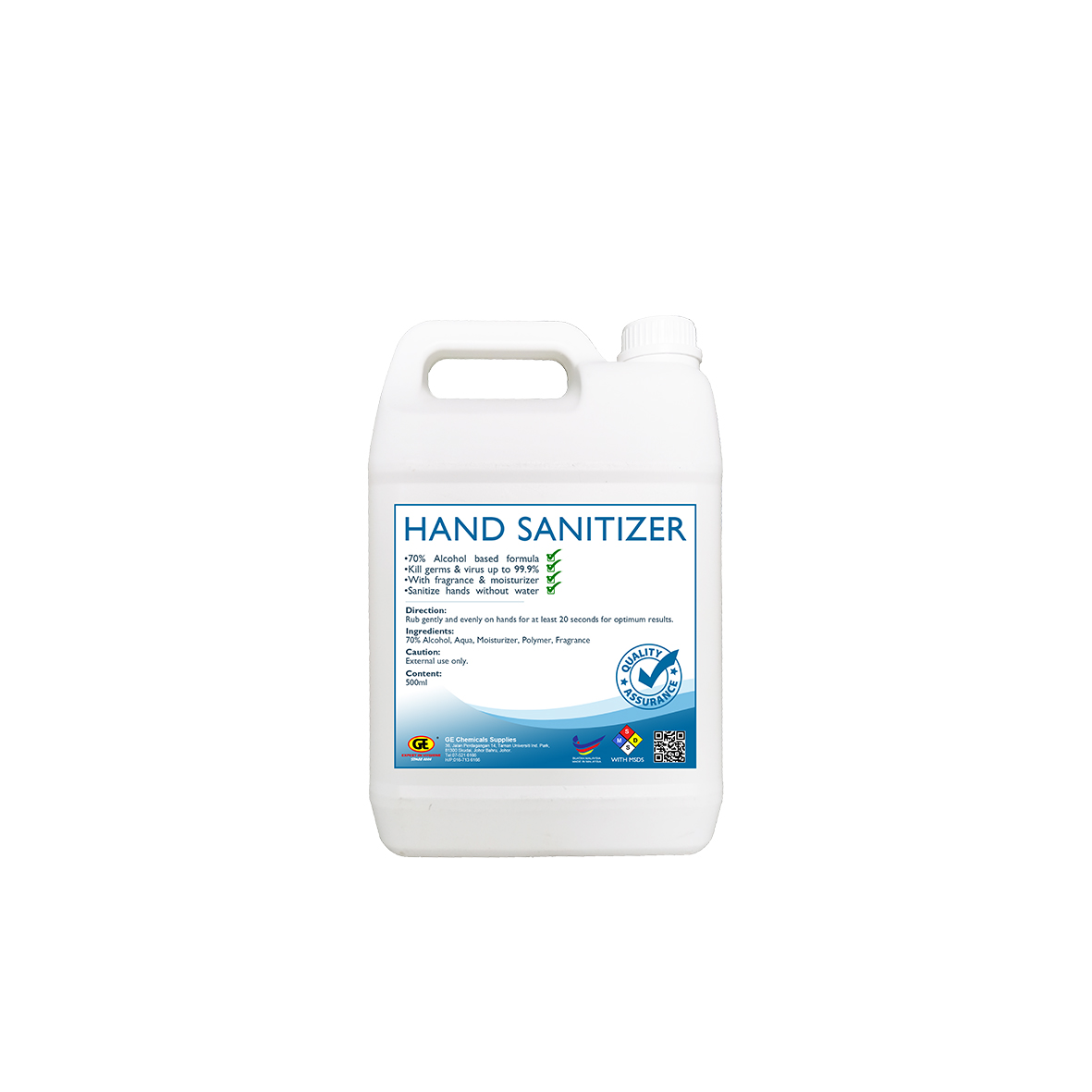 Hand Sanitizer 4L